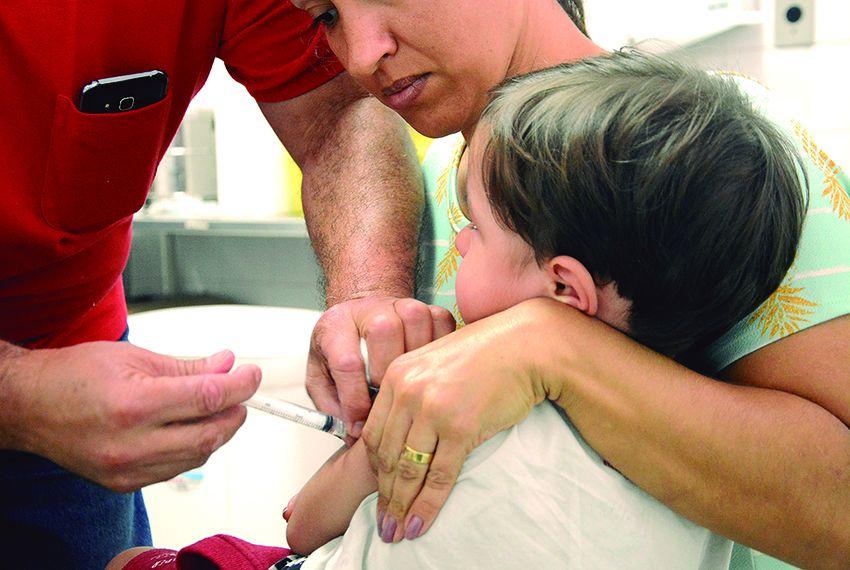Dia D de vacinação não atinge meta
